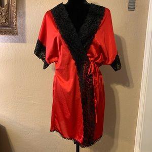 Vintage 80s Avon Nighty Robe
